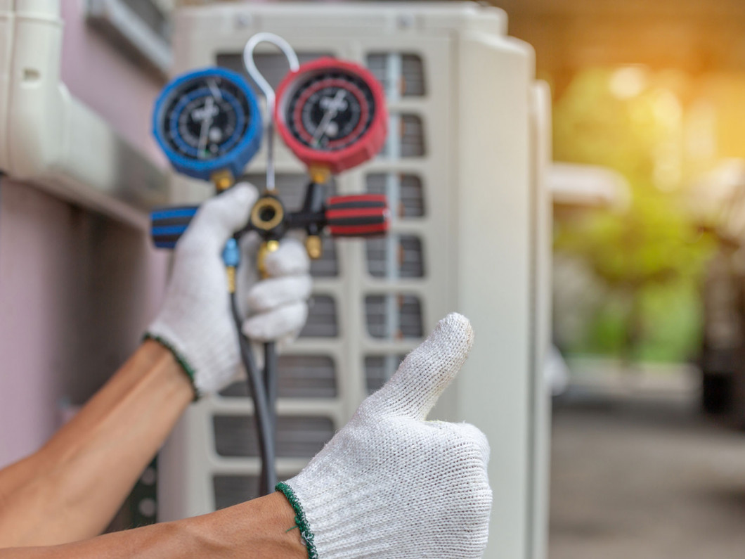 air conditioning repair licensed contractor homestead fl