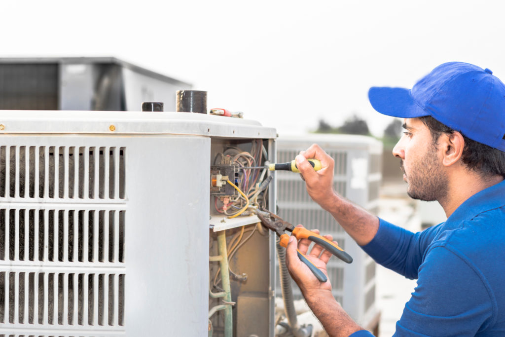 air conditioning repair licensed contractor palmetto bay fl