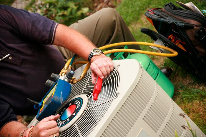 air conditioning repair licensed contractor pinecrest fl